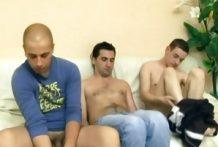 Gay Trio
